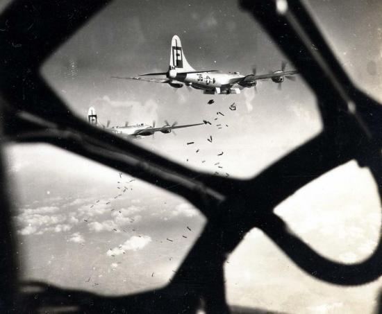 B29 bombing