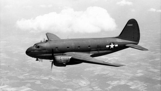 Curtiss C46