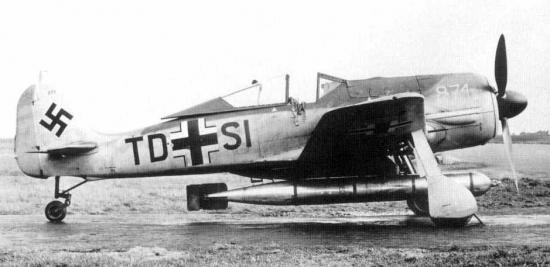 FW190 A5