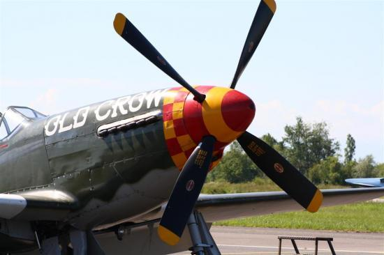 P-51 Oldcrow
