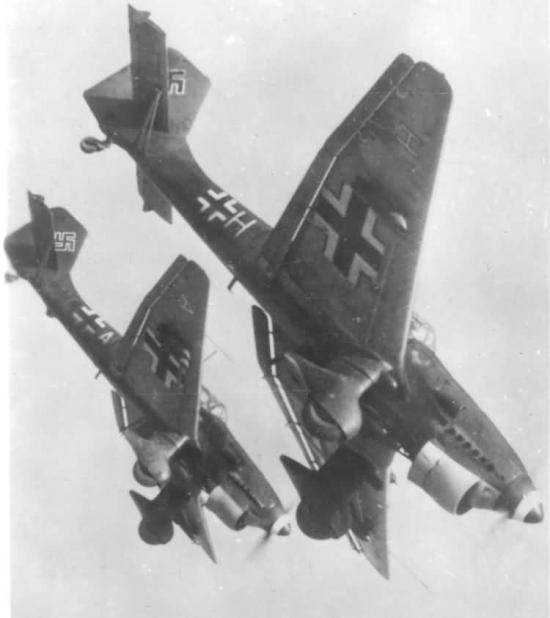 Junkers JU87