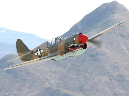 Curtiss P40