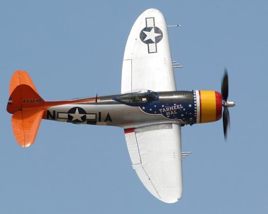 Republic P47 Thunderbolt