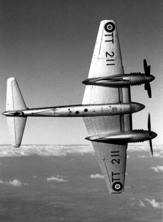 De Havilland Sea Hornet