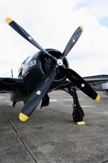 Grumman F8F
