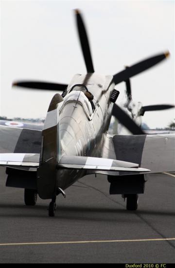 DUXFORD 2010 Battle Of Britain Air Show