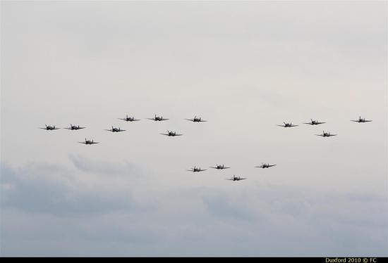 Duxford 2010 Battle of Britain