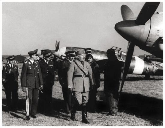 Mussolini Machi 202
