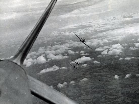 Spitfire formation