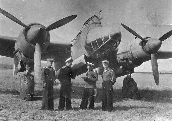 Tupolev TU2